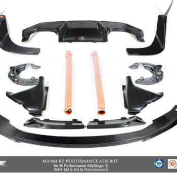 RZ Performance Aerokit For M-Performance Kit (Stage 3)