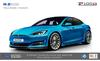 Tesla Model S (facelift) R-Zentric Fender & Side Skirt Kit (FRP)