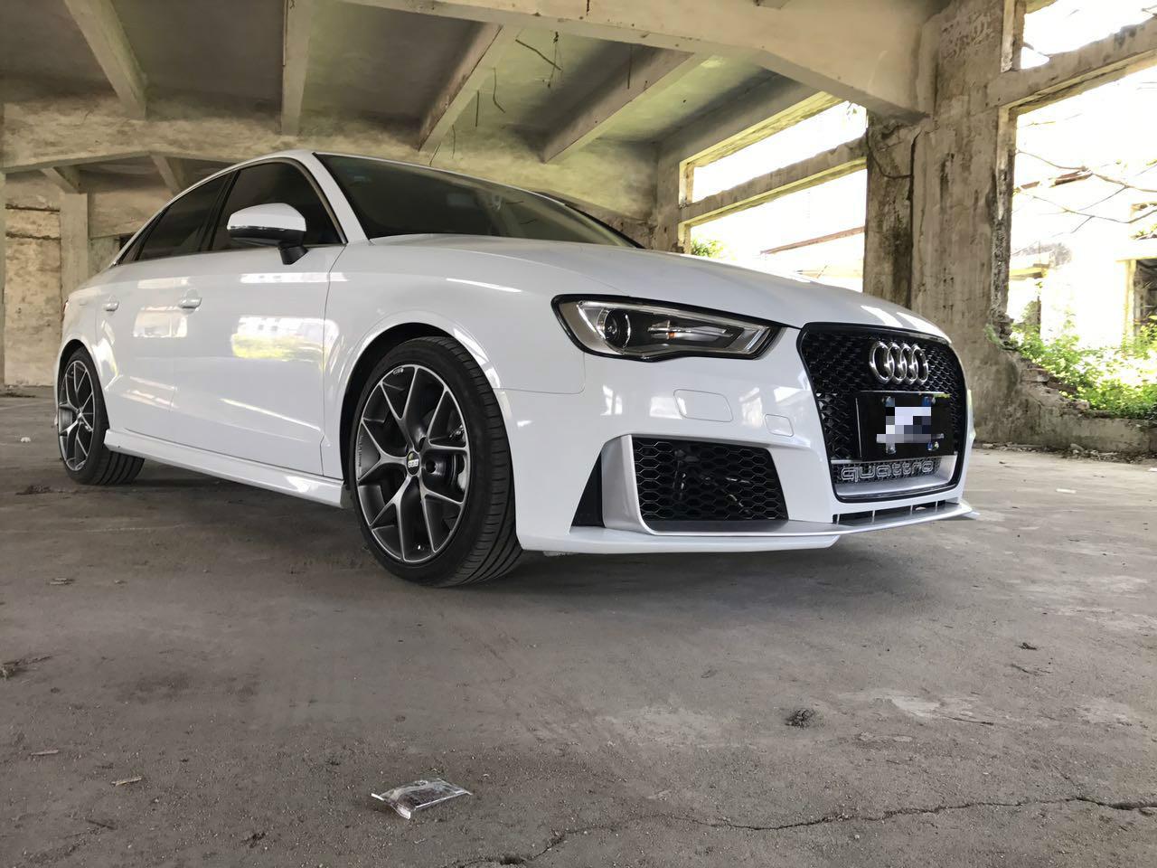 2015 Audi S3 Front Bumper