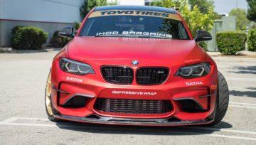 Revozport - BMW F87 M2 Raze September Special 30% OFF!!!