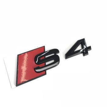 Audi 2014-2018 S3 8V Blackout Emblem - Winn Autosports