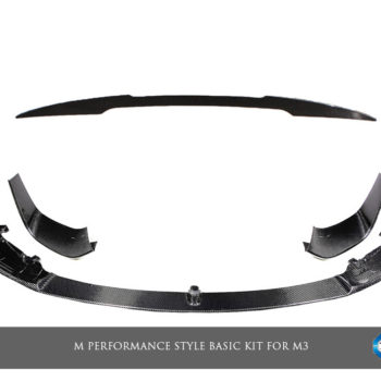 M-Performance Style Basic Kit for M3