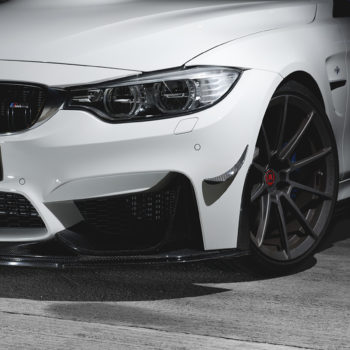M3/M4 RZ Performance Front Bumper Canard