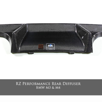 M3/M4 RZ Performance Rear Diffuser
