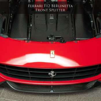RZF-12 BerlinettaÌ_Front Splitter Set (3pcs)