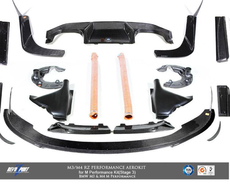 RZ Performance Aerokit For M-Performance Kit (Stage 3)