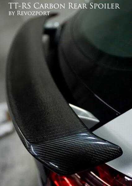 TT-RS Carbon Rear Spoiler (2010)